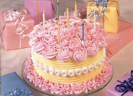 World Of Swirls Cake At Bake Decorate Celebrate