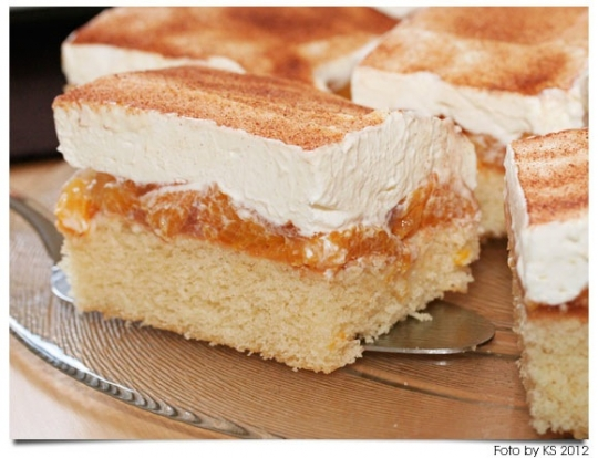 Mandarinen Schmand Kuchen Keeprecipes Your Universal Recipe Box