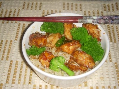 Lighter Sesame Chicken | KeepRecipes: Your Universal Recipe Box