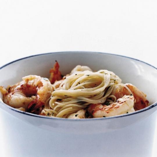 Shrimp Scampi Pasta | KeepRecipes: Your Universal Recipe Box