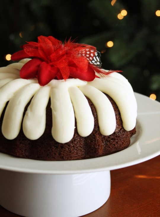 Nothing Bundt Cakes Chocolate Chocolate Chip Cake