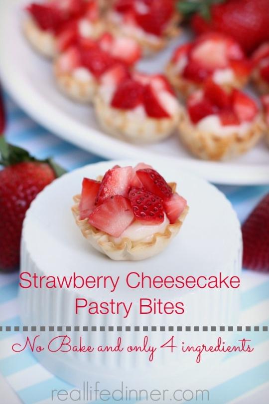 Strawberry Swirl Cheesecake Food Network