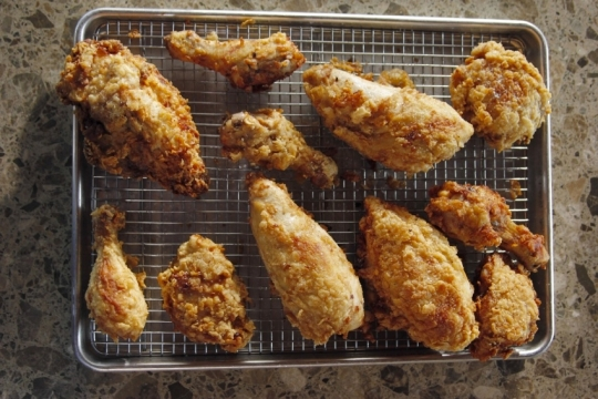 Fried chicken pioneer woman keeprecipes your universal recipe box see original recipe at foodnetwork forumfinder Gallery