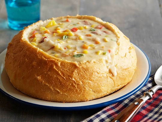 Pioneer womans corn chowder keeprecipes your universal recipe box see original recipe at foodnetwork forumfinder Images