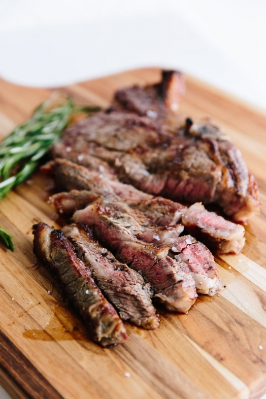 how to oven cook the perfect t bone steak