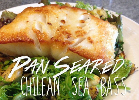 Grilled Sea Bass Food Network