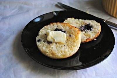 Blueberry english muffins keeprecipes your universal recipe box blueberry english muffins see original recipe at recipage forumfinder Image collections