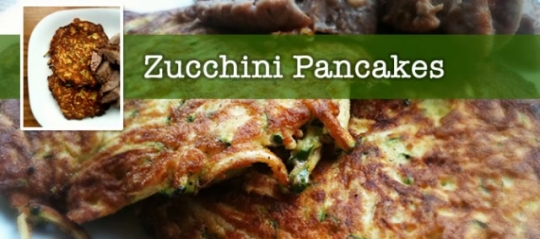 Grain-Free Zucchini Pancakes | KeepRecipes: Your Universal Recipe Box
