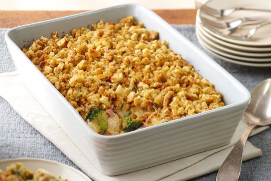 Chicken Cordon Bleu Casserole Recipe Keeprecipes Your Universal Recipe Box