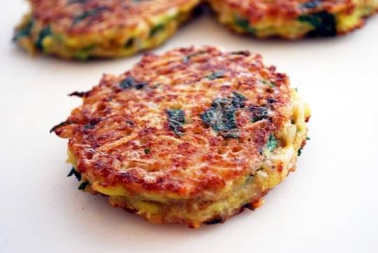Brown Rice Cakes Recipe See Original At Healthyrecipesblogs Com