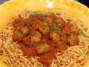Chris Kimball s classic spaghetti and meatballs America s Test