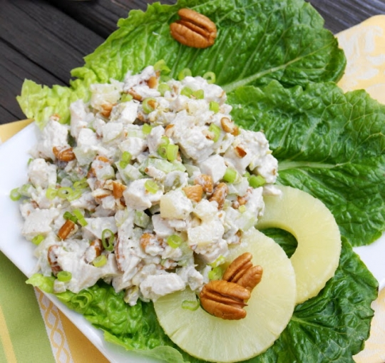 Chicken Salad Recipe Pineapple