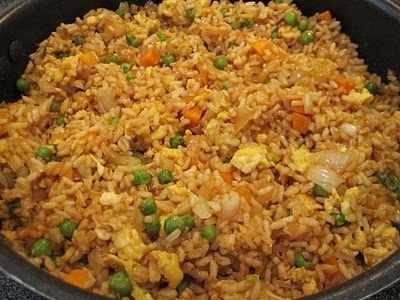 Easy Fried Rice Better Than Takeout 3 Cups Cooked White Rice Day Old Or Leftover Rice Works