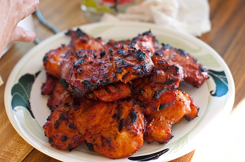 Chicken Gasgrill : Melt in your mouth bbq chicken on a gas grill keeprecipes