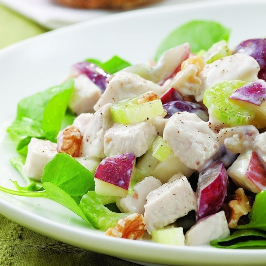 Chicken Waldorf Salad Recipe | KeepRecipes: Your Universal Recipe Box