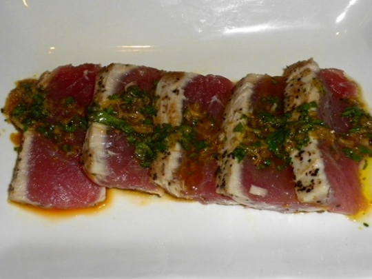 Seared Ahi Tuna with Amazing Sauce | KeepRecipes: Your Universal ...