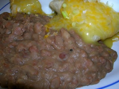Mexican: Refried Beans, without the refry, Crock Pot/ | KeepRecipes ...