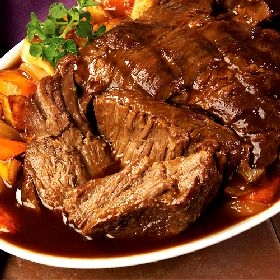 Beef Best Danged Beef Pot Roast Crock Pot Keeprecipes