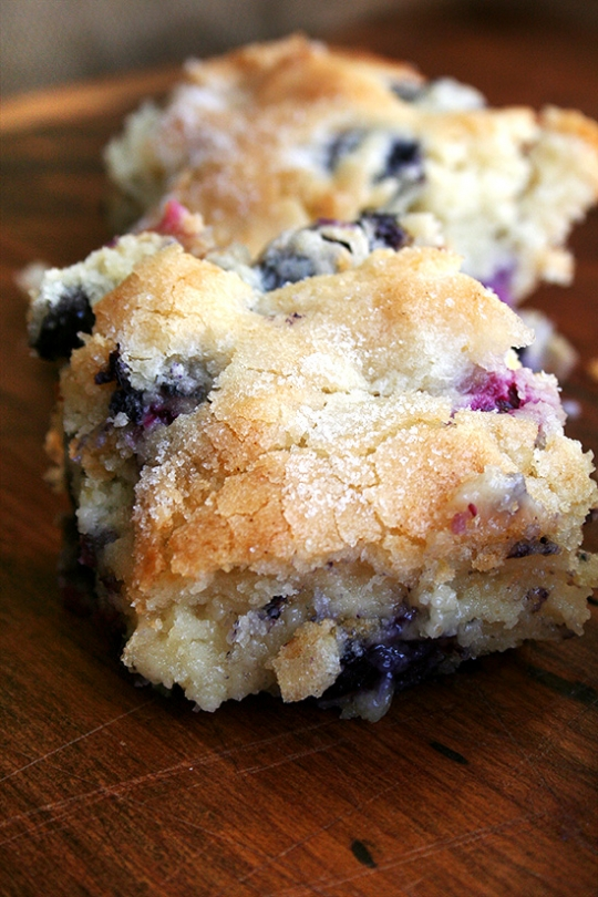 Alexandracooks    Buttermilk Blueberry Breakfast Cake