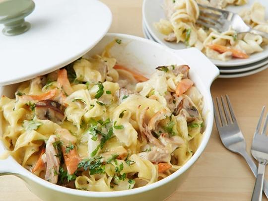 Chicken Noodle Casserole Keeprecipes Your Universal Recipe Box