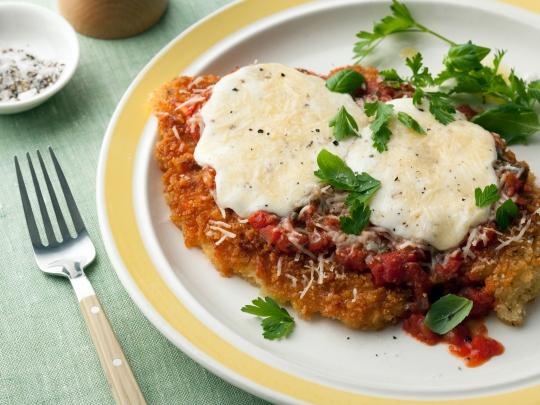 Chicken Parmigiana Keeprecipes Your Universal Recipe Box