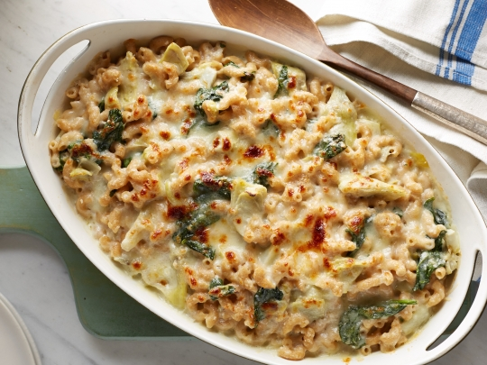 Spinach and Artichoke Macaroni and Cheese   KeepRecipes ...