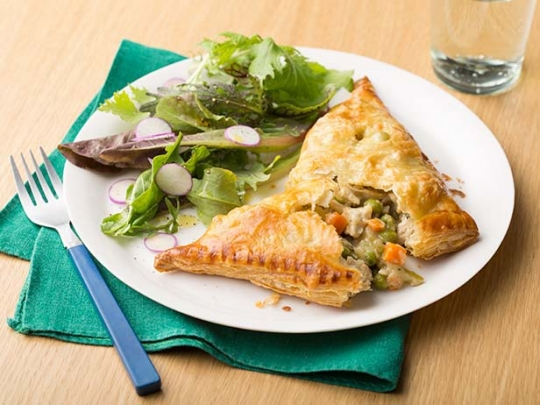Chicken Pot Pie Turnovers Keeprecipes Your Universal Recipe Box