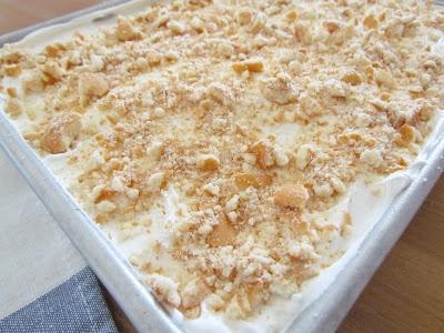 Hole Cake Pudding Banana Pudding Poke Cake