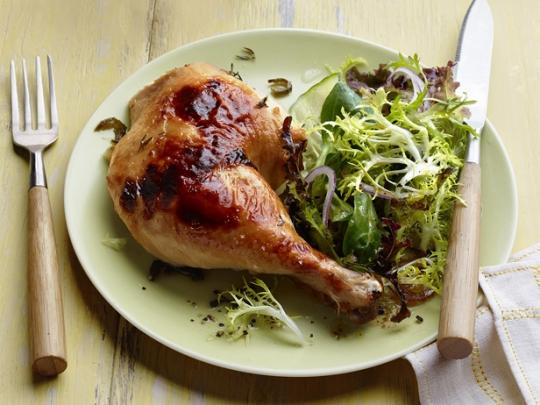 Lime Honey Roast Chicken Keeprecipes Your Universal Recipe Box