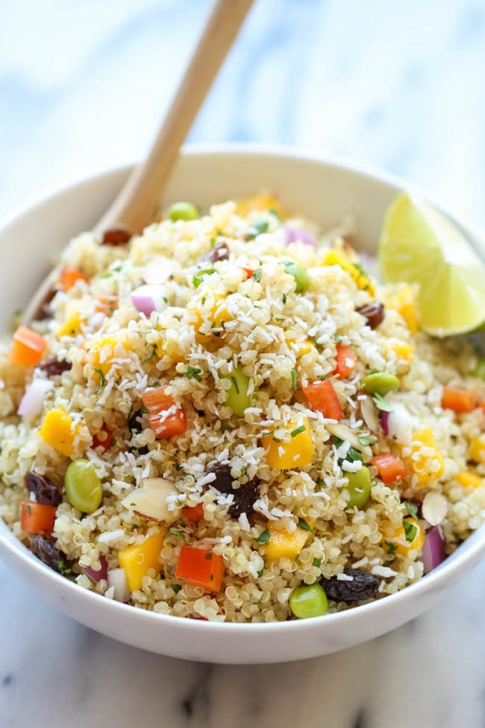 Mediterranean Quinoa Recipe Food Network