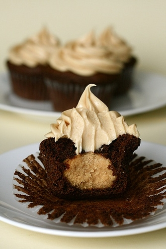 Chocolate Peanut Butter Cupcakes | KeepRecipes: Your Universal Recipe ...