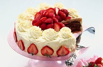 Mary berrys strawberry cake recipe keeprecipes your universal mary berrys strawberry cake recipe see original recipe at goodtoknow forumfinder Choice Image