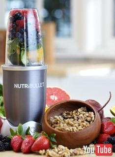Slow Juicer Vs Nutribullet : NutriBullet Blog KeepRecipes: Your Universal Recipe Box
