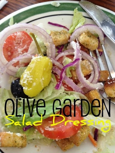 Olive garden salad dressing copycat recipe keeprecipes - Olive garden salad dressing recipes ...
