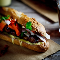 Caramelised Pork Banh Mi sandwiches | KeepRecipes: Your Universal ...