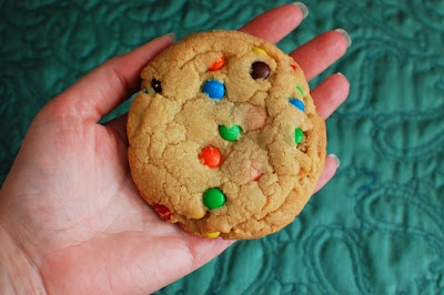 Giant M&M Cookies | KeepRecipes: Your Universal Recipe Box