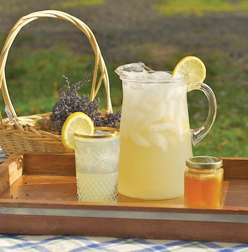 Lavender Lemonade Recipe | KeepRecipes: Your Universal Recipe Box