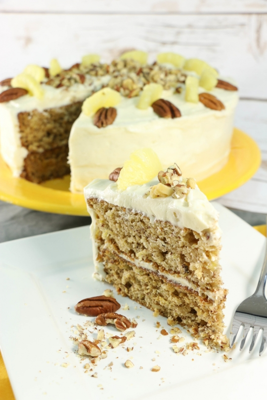 Old Fashioned Hummingbird Cake Recipe