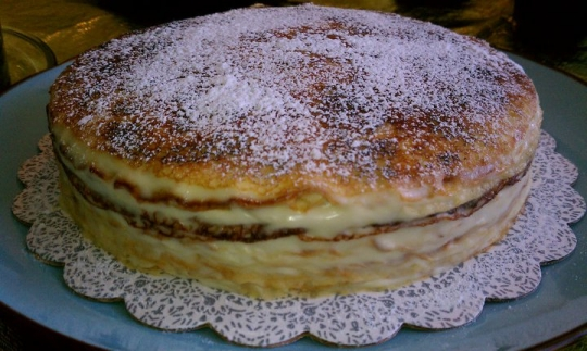 Layered Crepe Cake Recipes: KeepRecipes: Your Universal Recipe Box