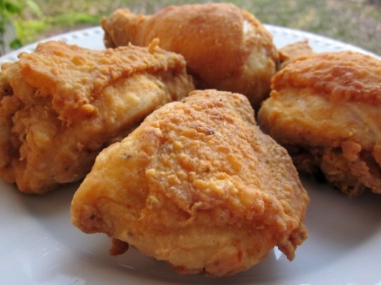 Southern Fried Chicken Look Out Kfc Paula Deen Recipe