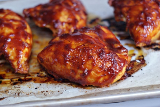 Food Network Baked Bbq Chicken Breast