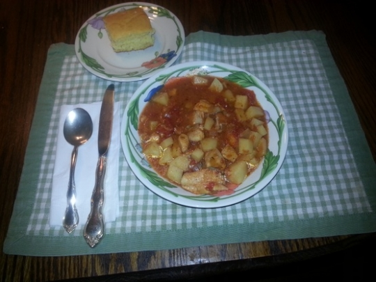 Southern catfish stew recipe keeprecipes your universal for Southern fish stew recipe