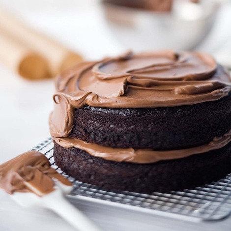 Ina Garten Double Chocolate Layer Cake