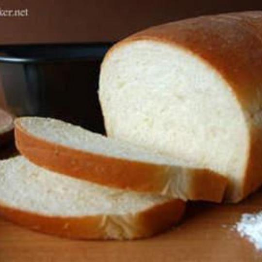 Soft And Easy White Bread Bread Machine Recipe