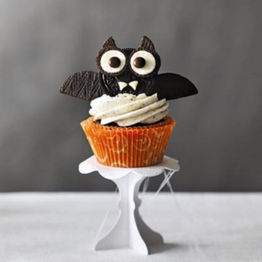 Oreo bat cupcakes KeepRecipes Your Universal Recipe Box