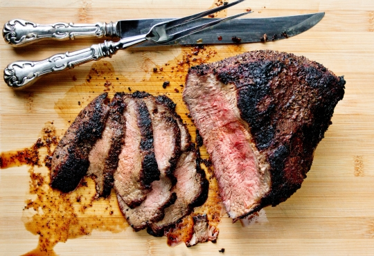 Food Network Oven Roasted Tri Tip