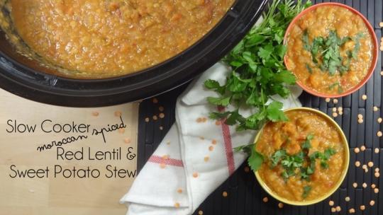 ... Lentil and Sweet Potato Stew | KeepRecipes: Your Universal Recipe Box