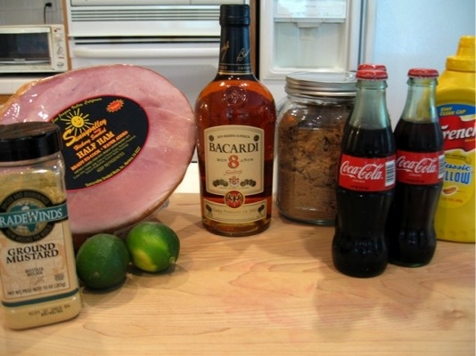 Rum Ham With Coke Glaze Keeprecipes Your Universal Recipe Box