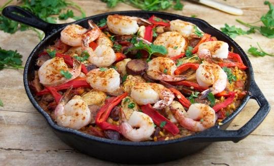 Paella mixta keeprecipes your universal recipe box see original recipe at foodnetwork forumfinder Choice Image