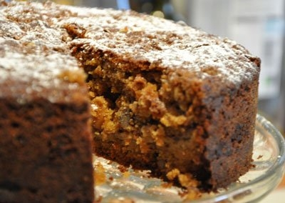 Mary Berry Apple Cinnamon And Walnut Cake